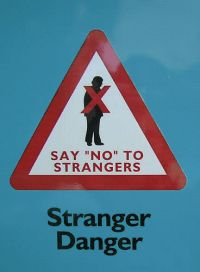 strangers for kids - Google Search