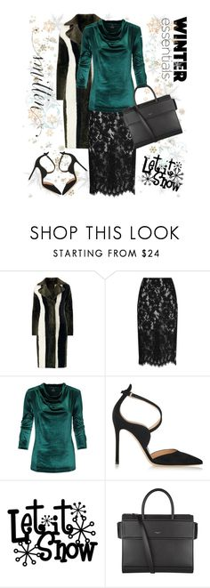 """""""4 Cool Fashion"""" by poetic-flame ❤ liked on Polyvore featuring Drome, Sandro, Gianvito Rossi and Givenchy"""