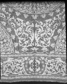 Embroidered Cover Indian For The European Market Th Century The Europeanth Centurypublic Domainprinting On Fabricfabric Printing