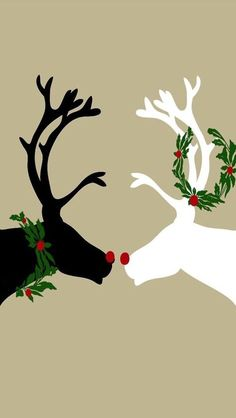 Looking for for inspiration for christmas wallpaper?Navigate here for very best Christmas inspiration.May the season bring you peace. Noel Christmas, Winter Christmas, Vintage Christmas, Reindeer Christmas, Christmas Pictures, Merry Christmas Card, Winter Snow, Christmas Ornament, Christmas Wreaths
