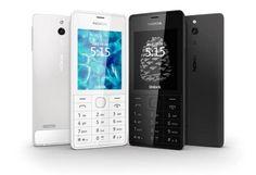Nokia 515, un teléfono sencillo, pero elegante y con estilo.