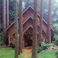cabins and cottages - exterior view, Whidbey Island