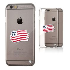 New England Revolution iPhone 6 & 6S Clear Case - $19.99