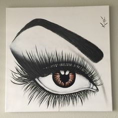 My dad is non stop! Hit him up for any type of art piece! Love youuuuuuuu @drkire110 #thereisPOWERinMyGenes #art #lashes #lashart #love #artThatFeedsYourSoul