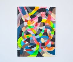 Pocket : Colorful Canvases by Maya Hayuk
