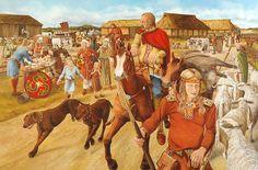 nederland vroege middeleeuwen - Google zoeken