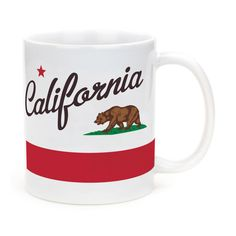 California Mug – Hi Sweetheart