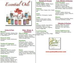 Young Living Essential Oils: First Aid  Young Living #1598558
