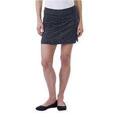 Tranquility Womens Size XX-Large Ultimate Comfort & Fit Skort, Dark Sunstone