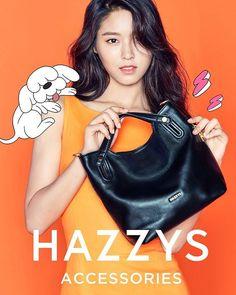 AOA, AOA SeolHyun, AOA Profile, seolhyun, seolhyun hazzys accessories, seolhyun hazzys, seolhyun photoshoot, seolhyun 2017 pictorial