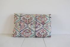 Vintage Southwest Aztec Throw Pillow by hellohunny on Etsy, $20.00