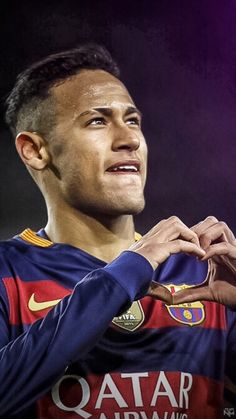 Image shared by +Neymar JR. Find images and videos about neymar on We Heart It - the app to get lost in what you love. Lionel Messi, Neymar Pic, Neymar Football, Messi And Neymar, Gareth Bale, Cristiano Ronaldo, Neymar Images, Paul Pogba Manchester United, Neymar Brazil