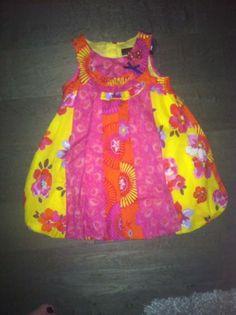 Catimini Spirit Ethnique Summer Dress Size 2A | eBay