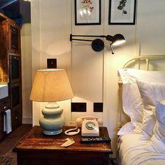 Soho Farmhouse bedroom