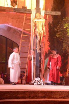 Davallament - Semana Santa en Son Servera
