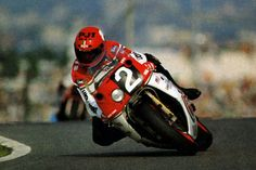 Kenny Roberts in a endurance race with a valves engine 750 c. Old School Motorcycles, American Motorcycles, Yamaha Motorcycles, Cafe Racing, Road Racing, Grand Prix, Japanese Motorcycle, Classic Motorcycle, Moto Car