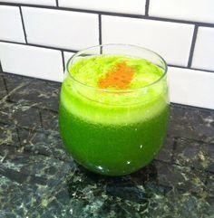 liquid assets: my favorite green juice.    urban vegan