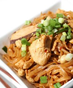 Pad Thai - my true source of happiness