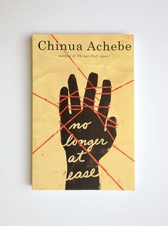 Series art, lettering: Edel Rodriguez. Art direction: Helen Yentus. Chinua Achebe reissues. (Anchor Books / Vintage, 2008-2010.)