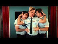 Los Amantes Pasajeros - Coreografía Completa - I'm So Excited