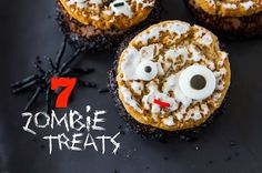 7 Zombie-Themed Treats for Halloween | thegoodstuff