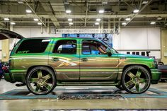 Forgiato Fest 2015 | Custom Chevy Tahoe on Forgiato Wheel (Swift Car Club) (Forgiato Fest)