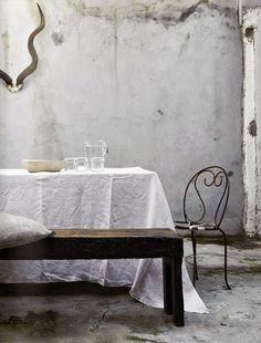 Cape town / Une maison belle de sobriété / | ATELIER RUE VERTE le blog
