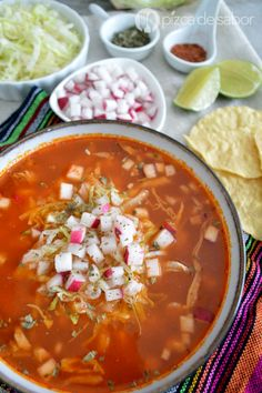 Discover recipes, home ideas, style inspiration and other ideas to try. Pozole Recipe Pork, Green Pozole, Pork Recipes, Cooking Recipes, Recipies, Mexican Dessert Recipes, Food To Make, Good Food, Easy Meals