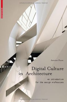 Antoine Picon's Digital Culture in Architecture. An excellent highly recommended read for anyone working in computation & design.