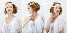 www.SaraTiara.com #headwear #hat #vintage #headpiece - FashionFilmsNYC.com