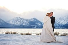 Rachel & Jesse's Lake tahoe Wedding
