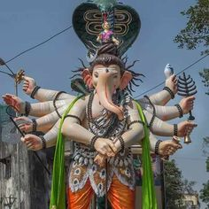 Grant Road Market Ganesh 2015
