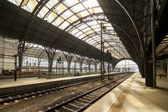 Prague Station.