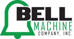 New logo design for Bell Machines Company, Inc. in Shreveport, LA.