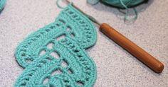Purfylle: Crochet Lace Tape