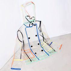 Wanda nylon raincoat