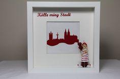 Köln Bild 3D von nähmix auf DaWanda.com