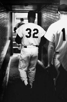 Elston Howard Yankee Stadium Archival Photo Sports Poster Print Masterprint