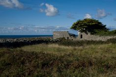Explore Inishmore Ruins on an active vacation Ireland with #VBT.
