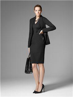 Doncaster- black suit