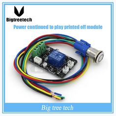 (32.10$)  Watch more here  - Free shipping 3dprinter parts Power Interupte Continued toPlay Module Printing Automatically Put off Module for V3.6 board3D0113
