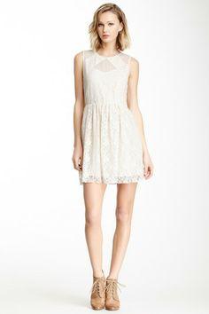 Lace Dress by BB Dakota on @HauteLook