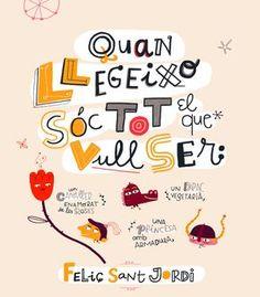 Sant Jordi ja cavalca per Nou Barris! Days Of Week, Saint George, Book Lovers, Bullet Journal, Lettering, Reading, Words, School, Photographs