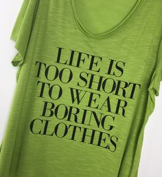 This shirt says it all! Find thousands of styles at affordable prices! (Cato, size 26/28W)