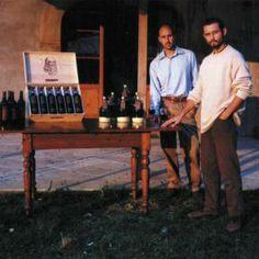 Sergio und Roberto, die Gastgeber.