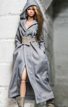 https://flic.kr/p/JBktRB | Τhe Fashion Blogger OOAK outfit | www.ebay.com/sch/dollsalive/m.html?item=122914379913&...