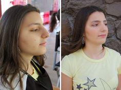 Aisha mas que un -arte: Maquillaje rápido