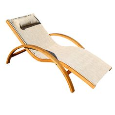 Sling Outdoor Lounge Chair