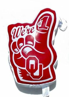Oklahoma Sooners number one