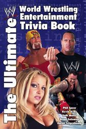 Why not get this  The Ultimate World Wrestling Entertainment Trivia Book - http://www.buypdfbooks.com/shop/fiction/the-ultimate-world-wrestling-entertainment-trivia-book/ #Fiction, #KellyKevinFeigenbaumAaronMatesSethSolomonBrianSpeerPhil
